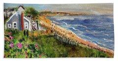 Living The Dream Beach Sheet