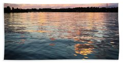 Lkn Water And Sky  I Beach Towel