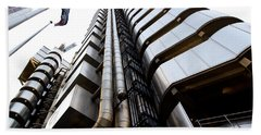 Lloyds Building London  Beach Sheet