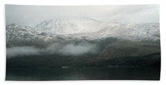 Loch Lomond, Winter Beach Towel