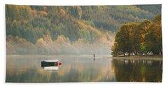 Loch Voil - Scotland Beach Towel