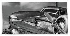 Lockheed Splendor Beach Sheet