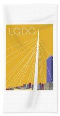 Lodo/gold Beach Towel