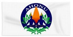 Logo Of Ahonu.com Beach Sheet