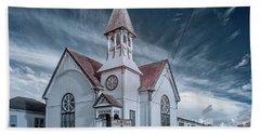 Loleta Church Beach Sheet by Greg Nyquist