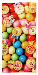Lolly Shop Pops Beach Towel