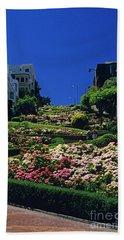 Lombard Street  Beach Sheet