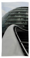 London City Hall Beach Towel