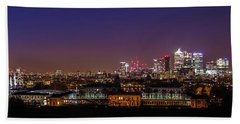 London Panorama Beach Towel