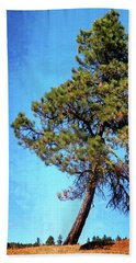 Lone Pine Beach Towel