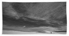 Loneliness Beach Sheet