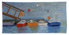 Long Cove Dock Beach Sheet