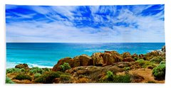 Look To The Horizon Beach Sheet