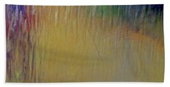 Beach Sheet featuring the photograph Looks Like Rain by Nareeta Martin