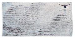 Looner Liftoff Beach Towel