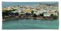 Los Colores De Mi Patria Beach Towel