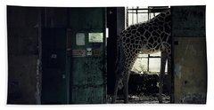 Lost Animals -  Series Nr.2 Beach Towel