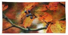 Lost Autumns Beauty 6570 Ldp_2 Beach Towel
