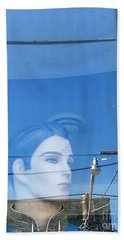 Lost In Thought Beach Towel