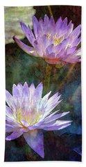 Lotus Reflections 2980 Idp_2 Beach Sheet