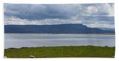 Lough Foyle 4171 Beach Towel
