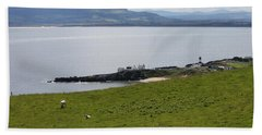 Lough Foyle 4210 Beach Towel