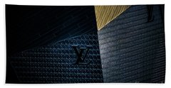 Louis Vuitton At City Center Las Vegas Beach Towel