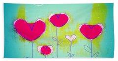 Love Art - 144a Beach Towel
