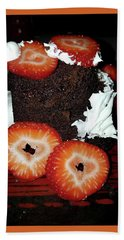 Love Berry Much Beach Sheet by Kelly Reber