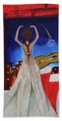 Love To Dance 002 By Saribelle Rodriguez Beach Towel