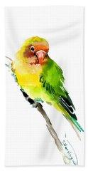 Lovebird Beach Sheet