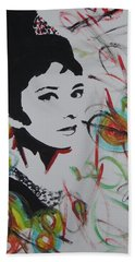 Lovely Hepburn Beach Towel