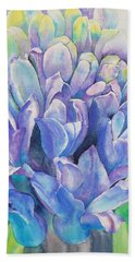 Lovely Lupine Beach Towel