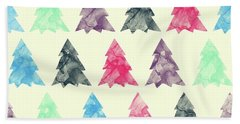 Lovely Pattern II Beach Towel