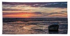 Low Tide, Thurstaston Beach Sheet