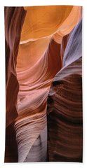 Lower Antelope Canyon Navajo Tribal Park #1 Beach Towel