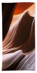 Lower Antelope Slot Canyon Beach Towel