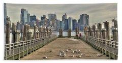 Lower Manhattan Beach Sheet