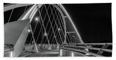 Lowry Avenue Bridge Beach Towel