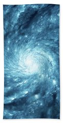 Lucy Galaxy Beach Towel