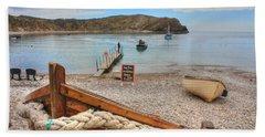 Lulworth Cove Beach Sheet