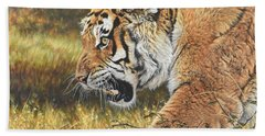 Lunch Time Beach Towel