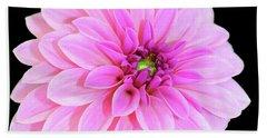 Luscious Layers Of Pink Beauty Beach Sheet