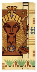 Luxor Deluxe Beach Towel by Tara Hutton