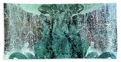 Lv Fountain Beach Towel