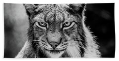 Lynx Portet Beach Towel