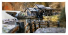 Mabry Mill Dream Beach Towel