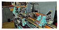 Machinist Equipment Series 1 Beach Sheet
