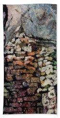 Machu Picchu Ruins- Peru Beach Towel