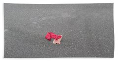 Beach Towel featuring the photograph Made Out Of Meat by Marie Neder